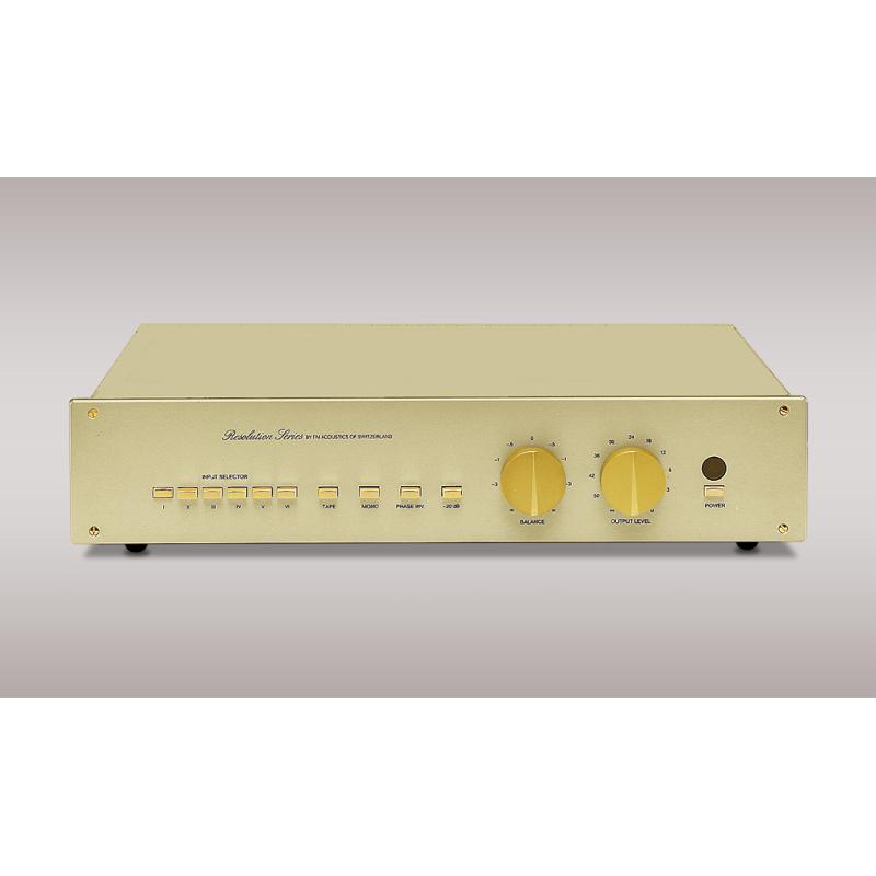 FM Acoustics FM266MkIIRC FMアコースティックス Pre Amplifier 完全受注品(キャンセル不可) 特別価格ASK!