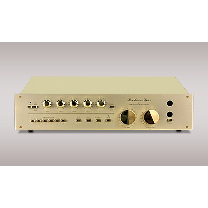 FM Acoustics FM268 FMアコースティックス Pre Amplifier 完全受注品(キャンセル不可) 特別価格ASK!