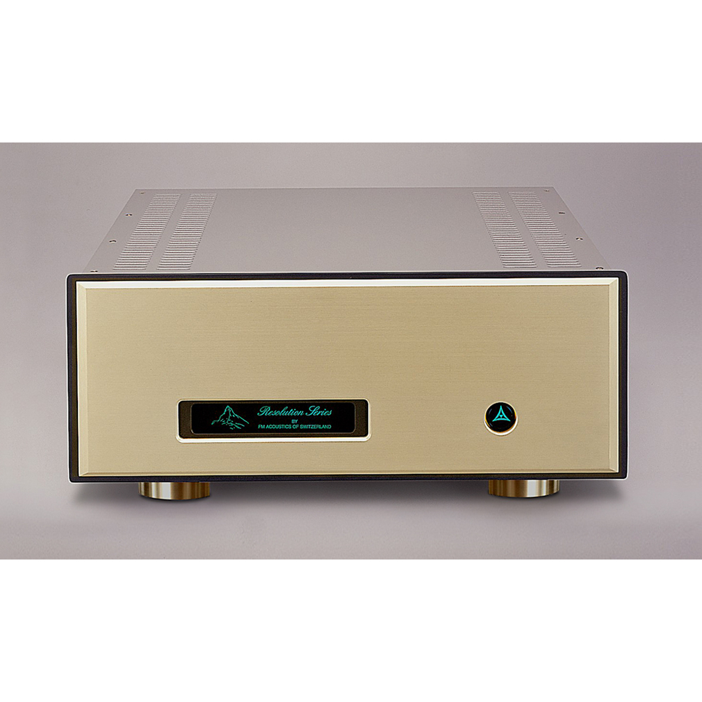 FM Acoustics FM711MkIII FMアコースティックス Power Amplifier 完全受注品(キャンセル不可) 特別価格ASK!