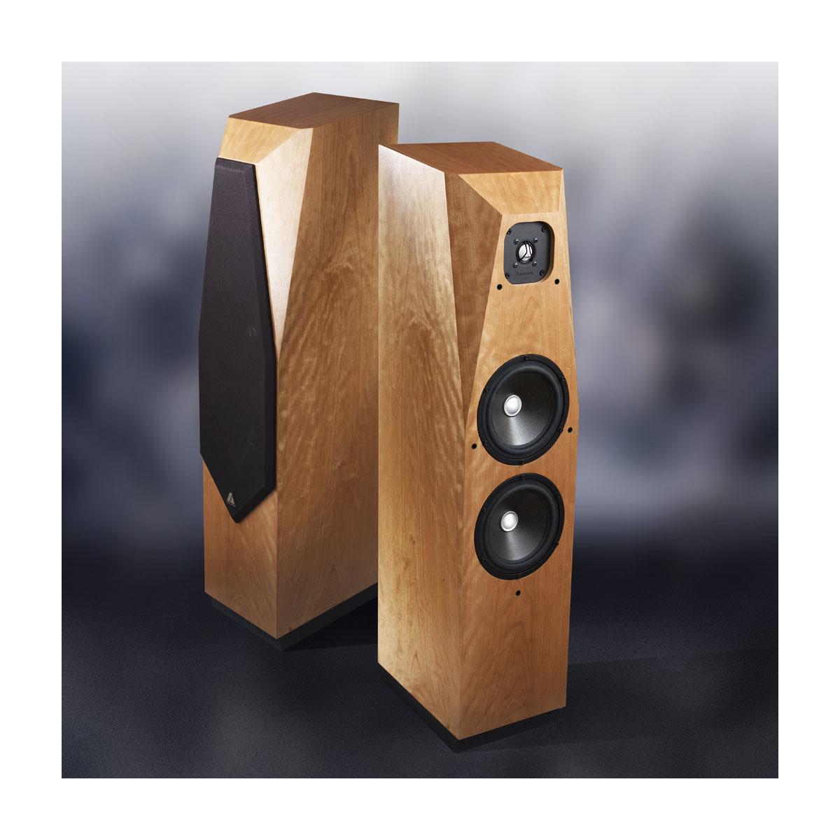Avalon Acoustics Idea Walnut 販売価格お問い合わせください。 アヴァロン スピーカーシステム ペア