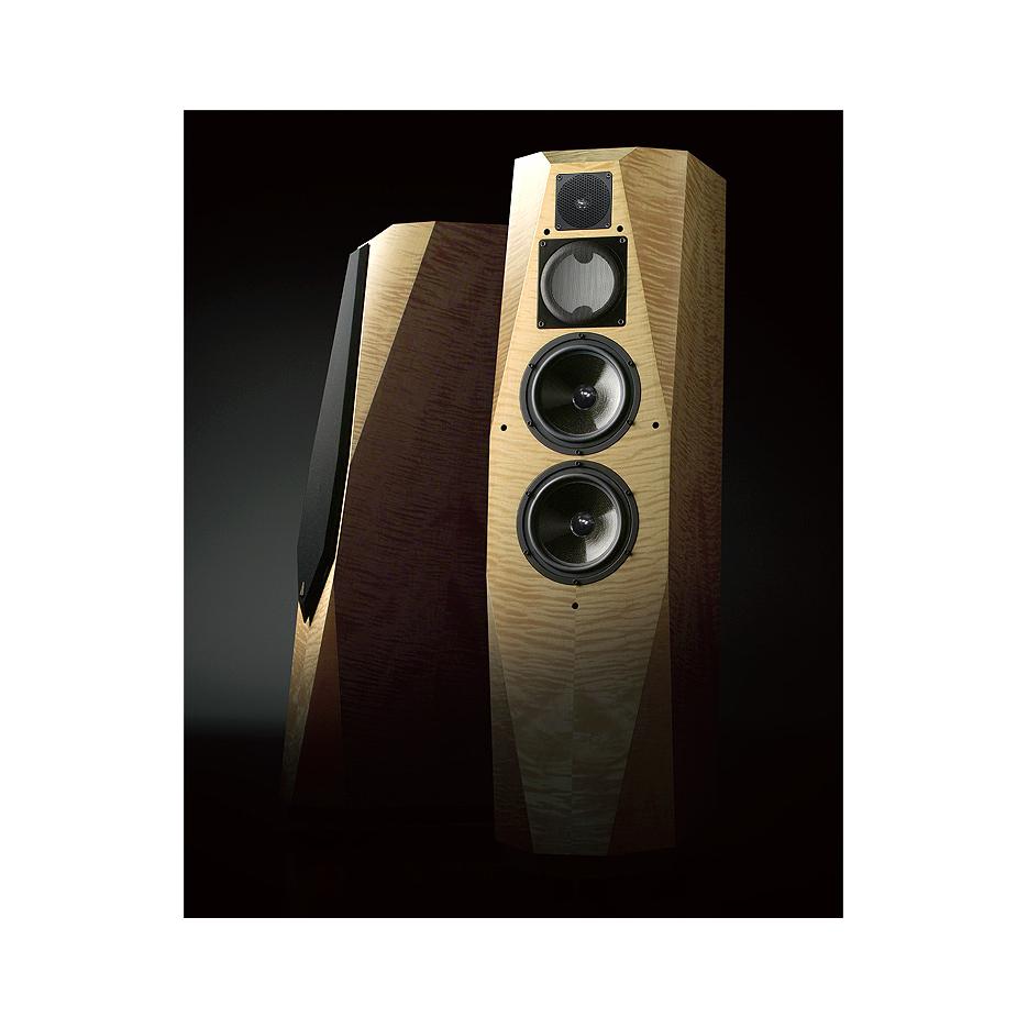 Avalon Acoustics Indra Diamond Walnut 販売価格お問い合わせください。 アヴァロン スピーカーシステム ペア