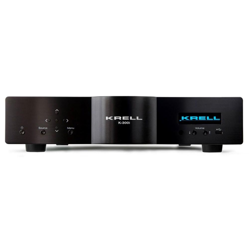 KRELL K-300i Digital Black クレル インテグレーテッドアンプ