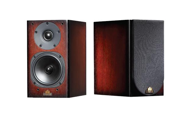 Castle Acoustics Knight 1 Walnut キャッスル スピーカーシステム ペア