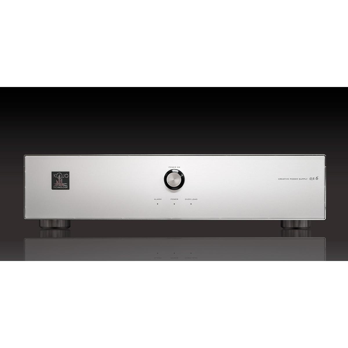 KOJO TECHNOLOGY DA-6 コージョーテクノロジー 安定化クリーン電源