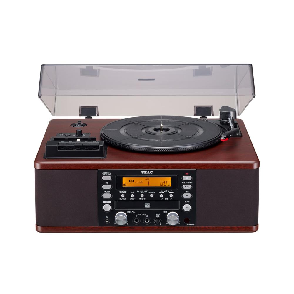 TEAC LP-R560K ティアック 一体型オーディオ