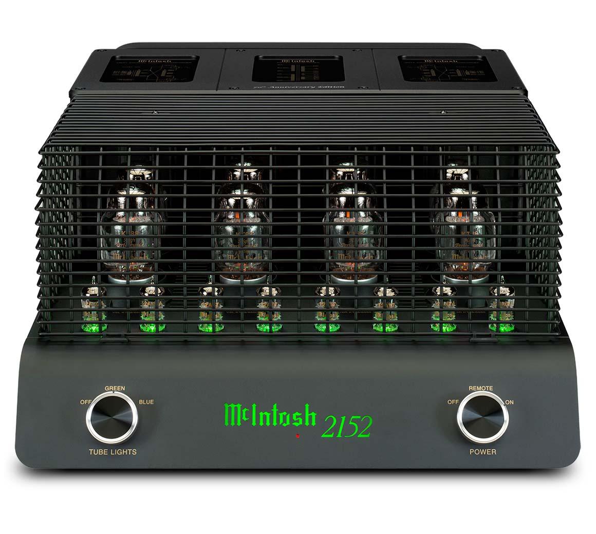 McIntosh MC2152 マッキントッシュ パワーアンプ
