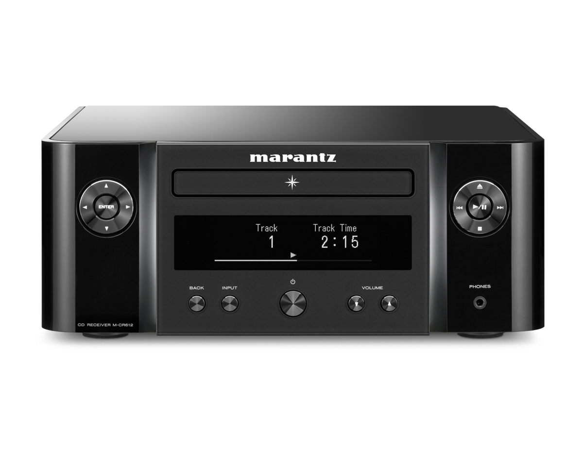 <title>送料無料 代引き手数料無料 ついに入荷 在庫僅少 次回入荷未定 Marantz M-CR612 FB マランツ ネットワークCDレシーバー Amazon Music HD</title>