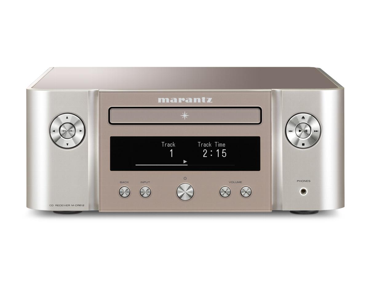 【次回入荷未定、予約受付中】Marantz M-CR612 FN マランツ ネットワークCDレシーバー Amazon Music HD