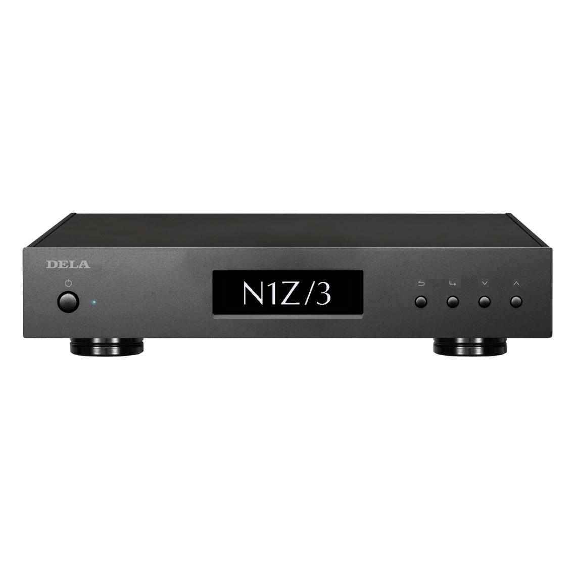 DELA N1Z/3-H60B ブラック デラ ミュージックライブラリー