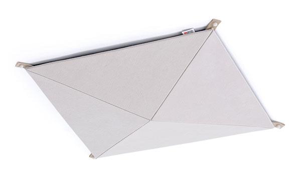 arte PC-IV アルテ 音響パネル Pyramid Ceiling アイボリー