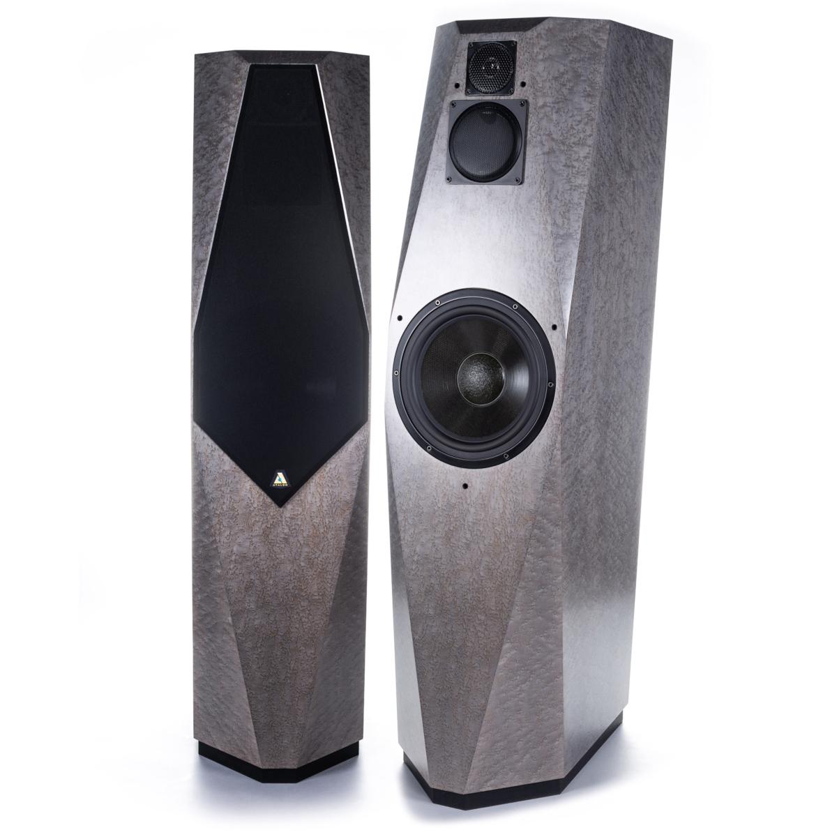 Avalon Acoustics Precision Monitor 4 グラファイト ハイグロス 価格お問い合わせください。 アヴァロン スピーカーシステム ペア