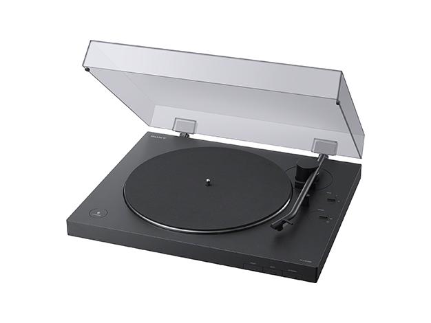 SONY PS-LX310BT ソニー ステレオレコードプレーヤー Bluetooth USB