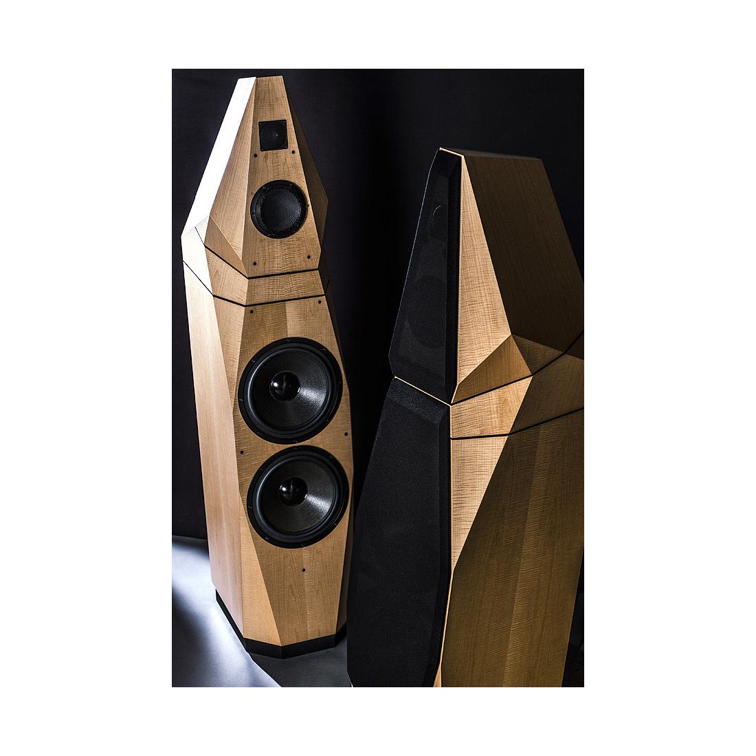 Avalon Acoustics Saga Cherry 特別価格ASK! アヴァロン スピーカーシステム ペア