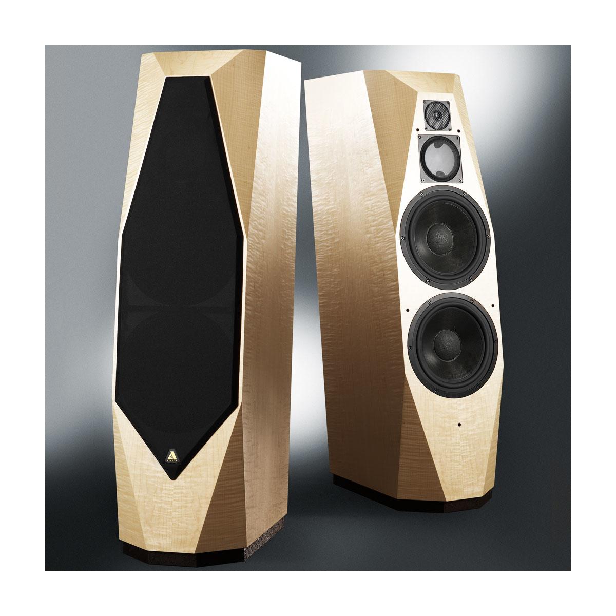 Avalon Acoustics Time Walnut 販売価格お問い合わせください。 アヴァロン スピーカーシステム