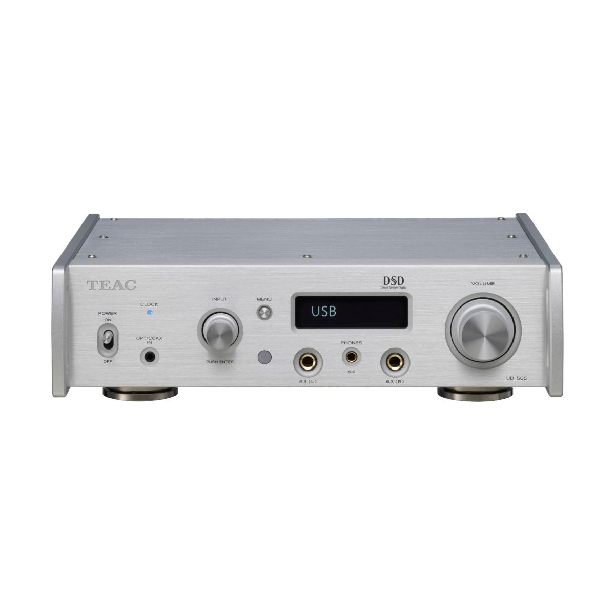 TEAC UD-505-S ティアック USB DAC/ヘッドホンアンプ