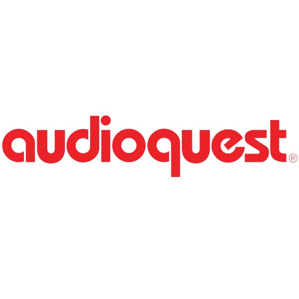 audioquest Dragon-Zero+FireBird-Bass オーディオクエスト スピーカーケーブル 2.0m Banana-Banana