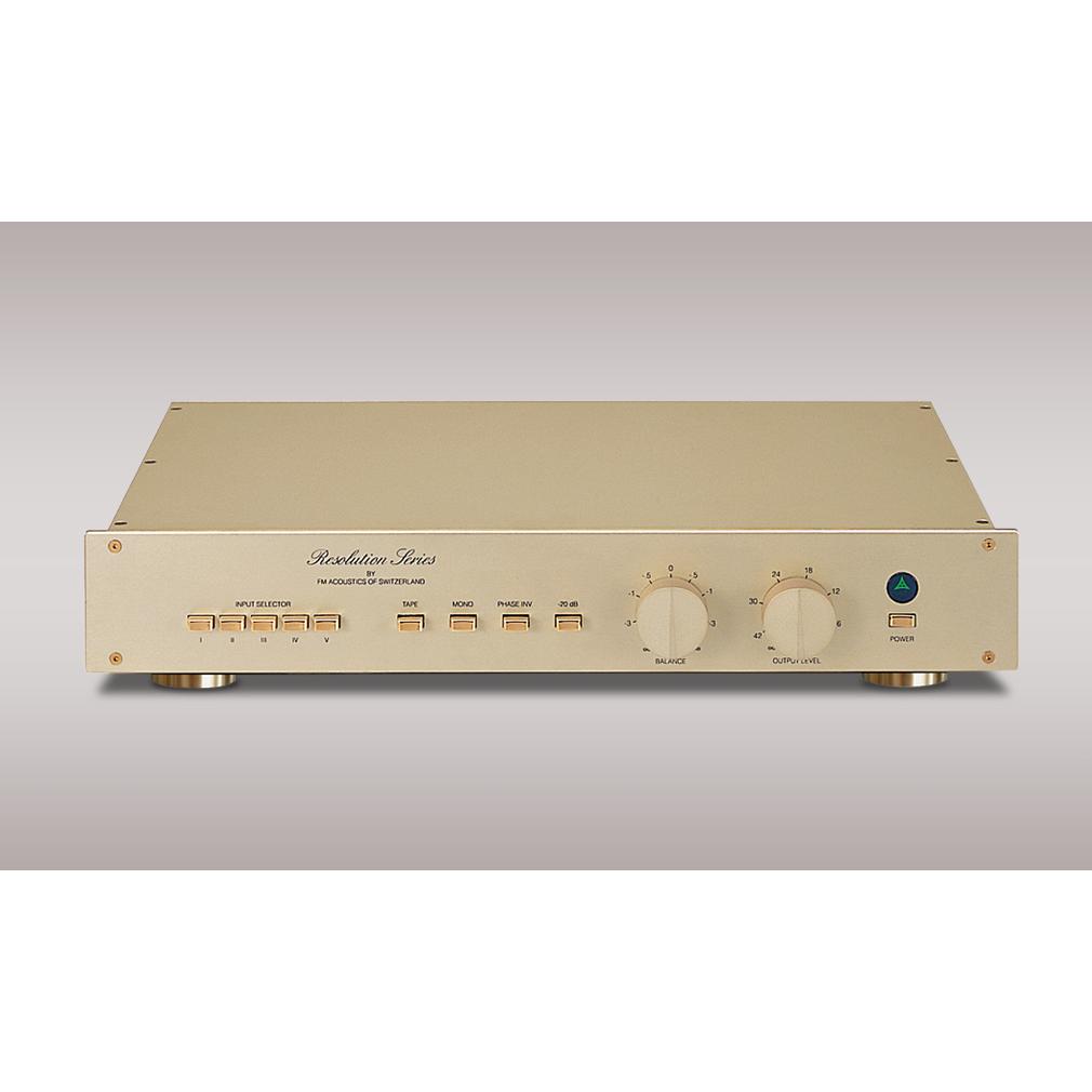 FM Acoustics FM255MkIIR FMアコースティックス Pre Amplifier 完全受注品(キャンセル不可) 特別価格ASK!