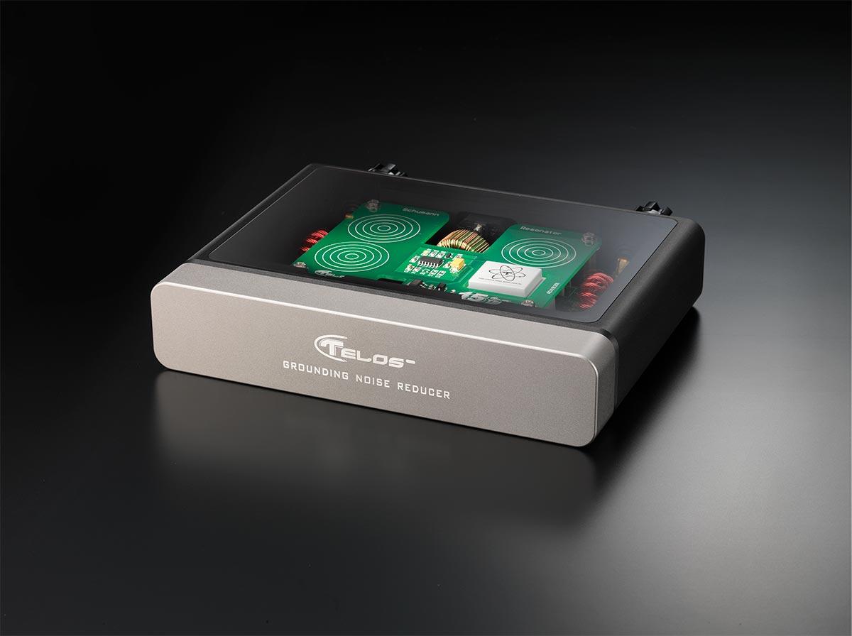 買物 送料無料 代引不可 TELOS AUDIO DESIGN Grounding Noise 5.1 アクティブアース発生器 オーディオ 激安特価品 Reducer テロス Mini デザイン