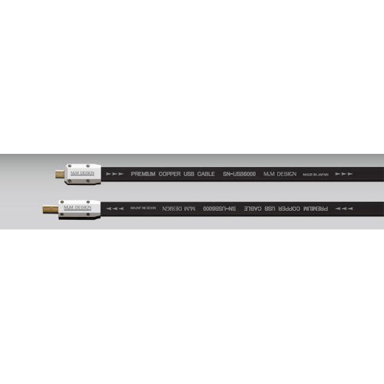 M&M DESIGN microB-B エムアンドエムデザイン USBケーブル 0.5m