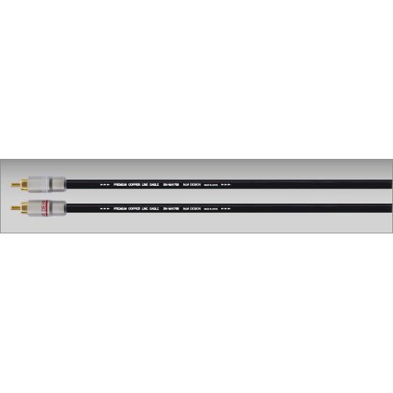 送料無料 代引不可 MM DESIGN SN-MA1700 RCAケーブル 激安 激安特価 5.0m ペア サービス エムアンドエムデザイン