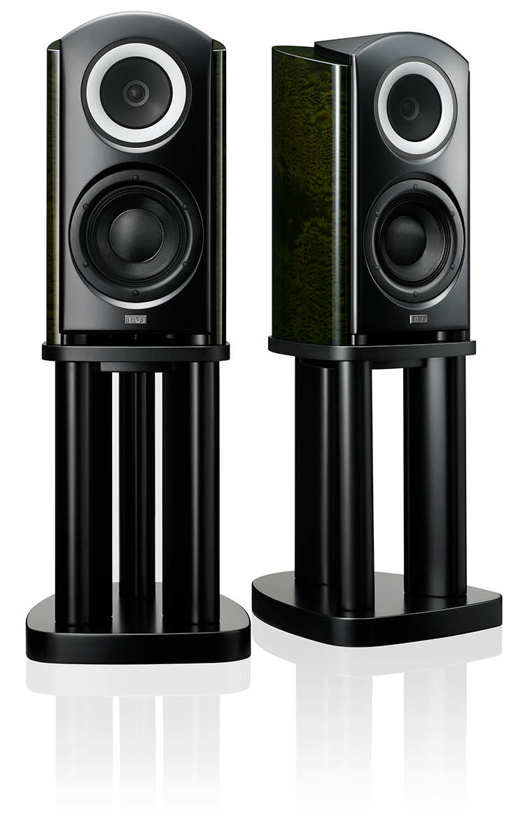 TAD TAD-CR1TX-EB タッド スピーカーシステム エメラルドブラック 特別価格ASK! スタンド別