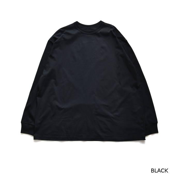 MAISON EUREKA EUREKA メゾンエウレカ DRY TOUCH COTTON L/S PACK TEE ドライタッチロングTシャツ 205