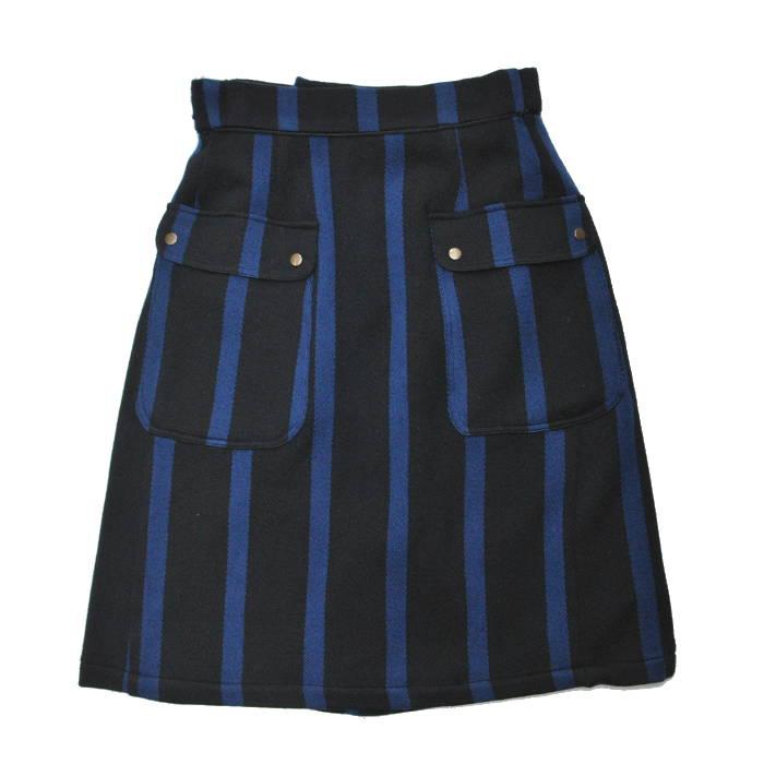 SALE Y.M.Walts (ワイエムウォルツ) Iラインスカート YD4K037