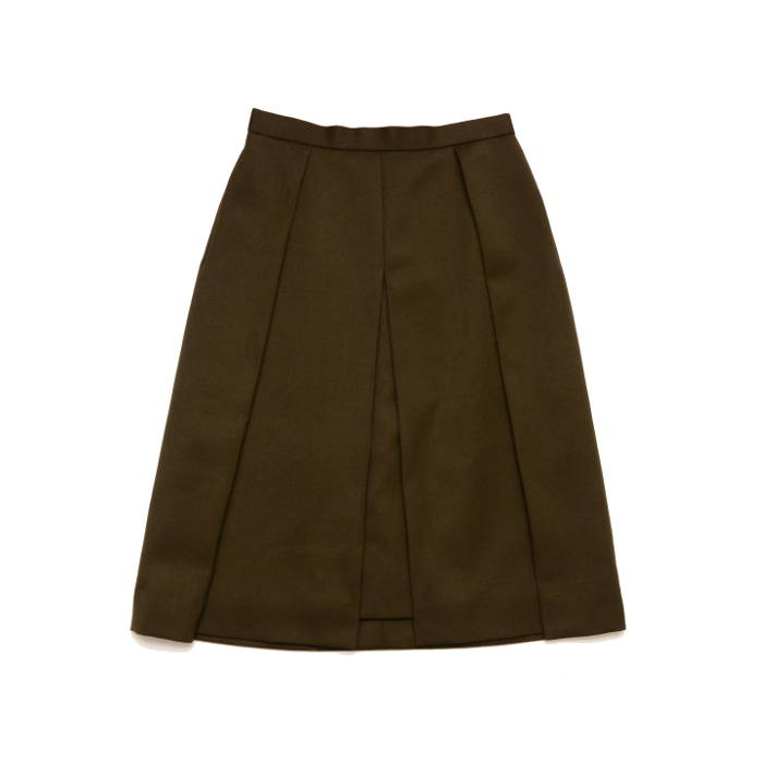 SALE JOHN LAWRENCE SULLIVAN LADIE'S ジョンローレンスサリバン レディース プリーツスカート 2D025-0617-18