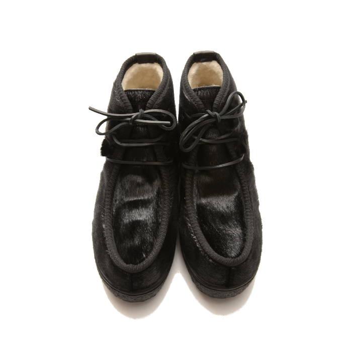 AUGUSTE-PRESENTATION オーギュストプレゼンテーション HICE アザラシ皮ブーツ WAUAC003