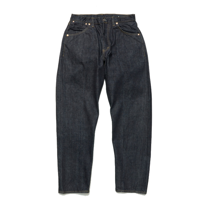 Riprap リップラップ TWISTED CREASE JEANS RELAXED-FIT ツイステッドクリースジーンズ RRJP002