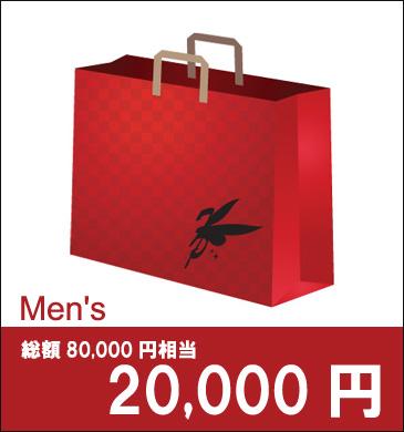 フェアリーパウダー★2019年メンズ2万円福袋★(F19-M2)