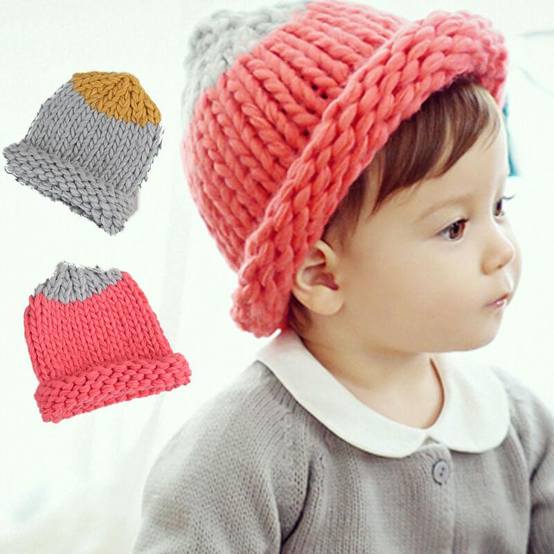 f125e64756c2a4 ハットニット帽ニット帽子暖かく可愛い帽子ニットキッズベビー子供赤ちゃん子供小物コラール