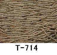[AA999]【大口割引・卸価格販売】【40%OFF】TOHO糸通し特小ビーズ《ニッケルメッキ》T-714 100M分(約96,000粒)[RPT]