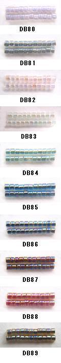 お買い得品 MIYUKI ミユキのデリカビーズが20%OFF DB80 DB81 正規店 DB82 DB83 DB84 DB85 DB86 RPT DB89 DB87 デリカビーズ DB88 20g ミユキ 丸 BA001