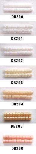 MIYUKI ミユキのデリカビーズが20%OFF 新入荷 流行 DB200 DB201 DB202 DB203 在庫処分 DB204 DB205 ミユキ 丸 BA001 デリカビーズ RPT DB206 20g