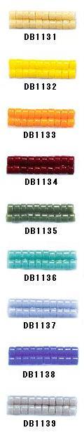 ※アウトレット品 MIYUKI ミユキのデリカビーズが20%OFF DB1131 DB1132 DB1133 DB1134 DB1135 DB1136 DB1137 ミユキ 20g DB1138 本物 デリカビーズ 丸 RPT DB1139 BA001