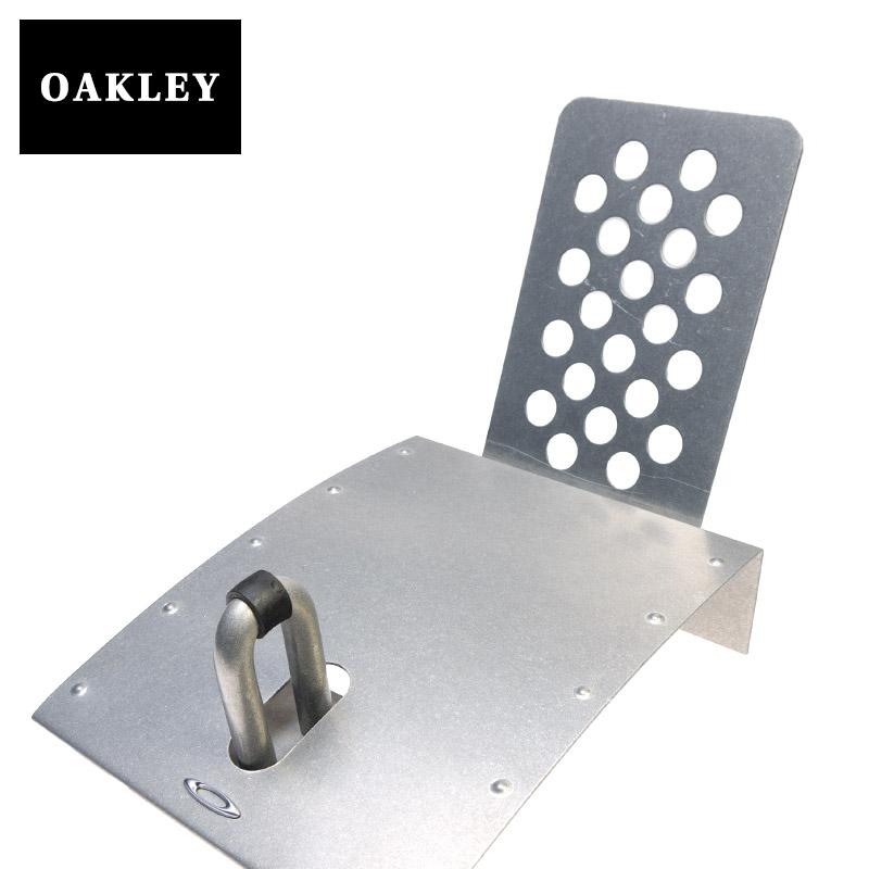 オークリー サングラス用 ディスプレイ OAKLEY X-METAL エックスメタル disp-xmtl-x1-2 サングラス1本用 SILVER