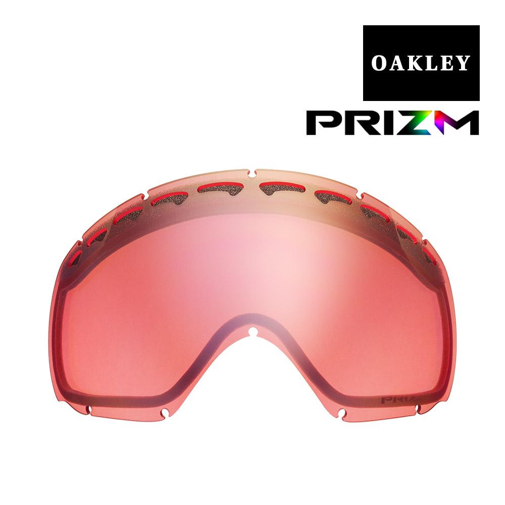 【最大2000円OFFクーポン配布中】 オークリー クローバー ゴーグル 交換レンズ プリズム 101-641-001 OAKLEY CROWBAR スノーゴーグル PRIZM H.I.PINK IRIDIUM