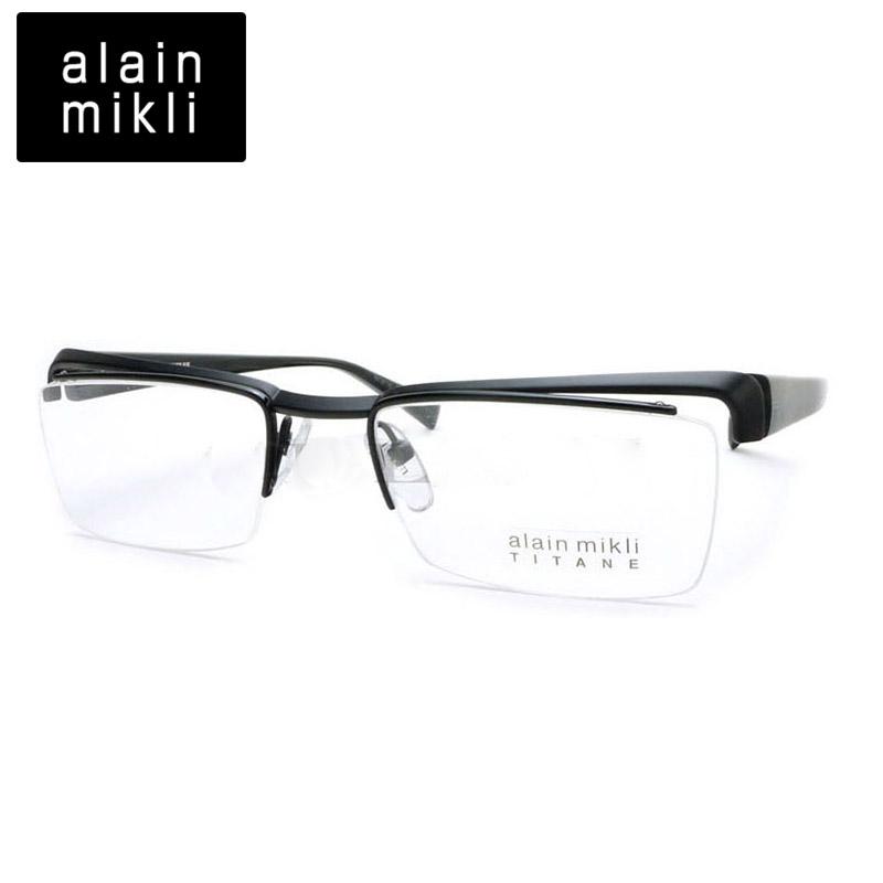 アランミクリ メガネ ALAIN MIKLI a0411 a0411-01