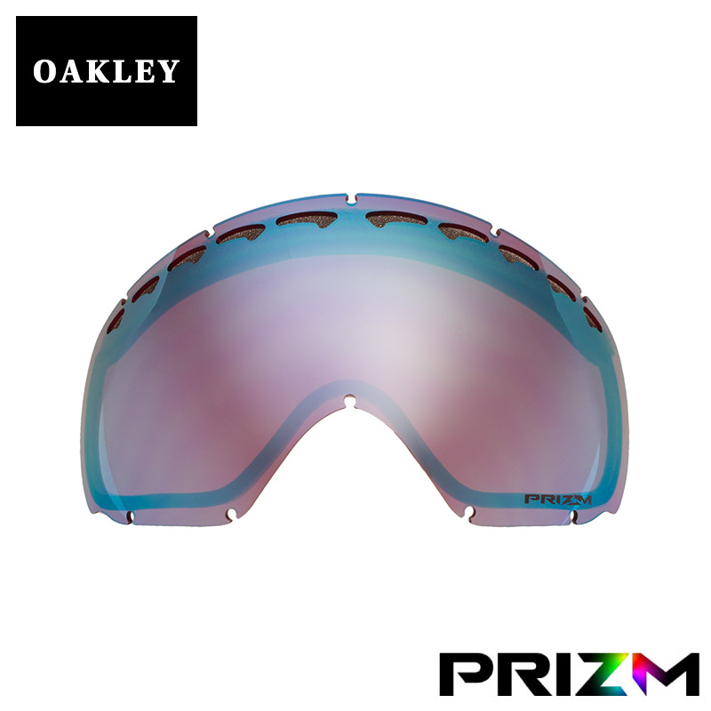 0dc83f3a194 2015-2016 new model Oakley goggles replacement lens OAKLEY CROWBAR clover  IRIDIUM PRIZM SAPPHIRE Prism