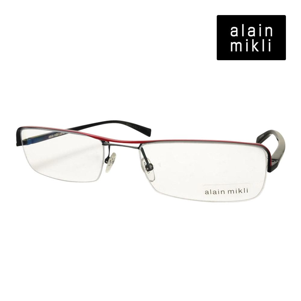 アランミクリ メガネ ALAIN MIKLI a0417 a0417-02