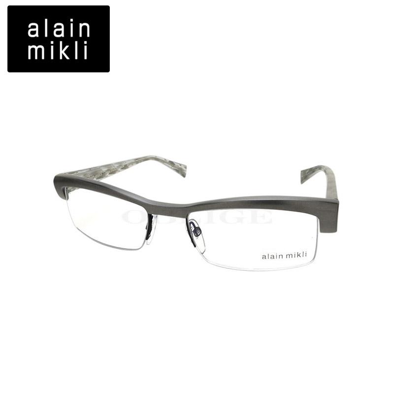 アランミクリ メガネ ALAIN MIKLI a0666 a0666-02