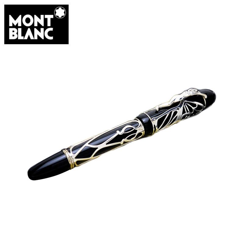 モンブラン 筆記具 万年筆 パトロンシリーズ限定品2002年 MONTBLANC アンドリュー カーネギー