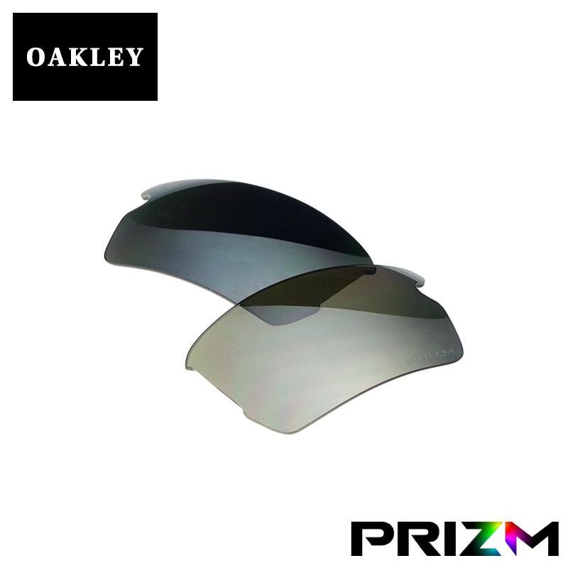 最大2000円OFFクーポン配布中 訳あり アウトレット オークリー スポーツ サングラス 交換レンズ OAKLEY FLAK2.0 アジアンフィット ジャパンフィット フラック PRIZM BLACK POLARIZED 102-751-002 偏光レンズ プリズム