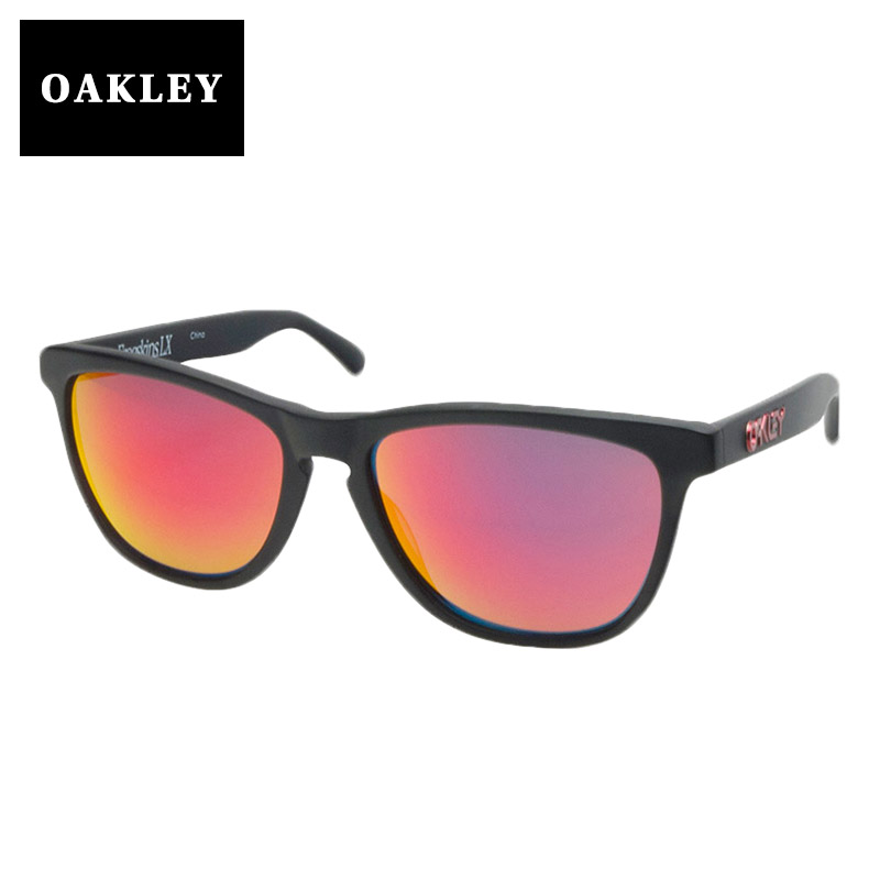 e63e67a217c81 Oakley frog skin standard fitting sunglasses oo2043-02 OAKLEY FROGSKINS LX  during the up to 2