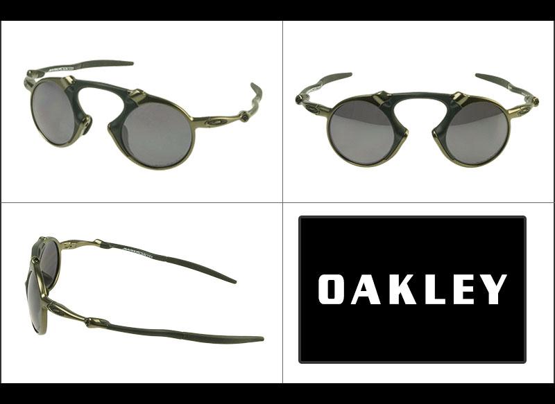 76bec9483c GW is shipment Oakley mad man standard fitting sunglasses polarization  oo6019-02 OAKLEY MADMAN on the same day