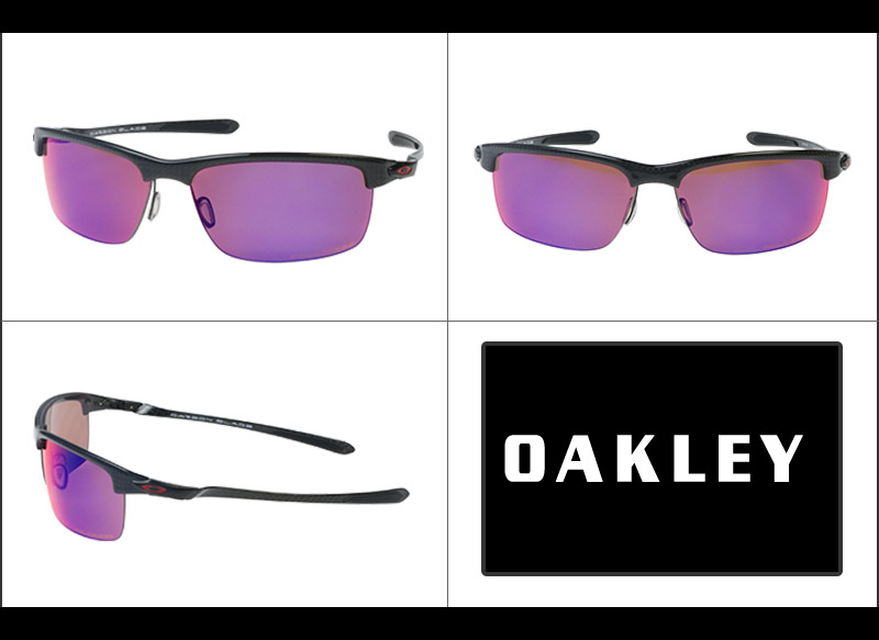 670a0ec1e6 Oakley Sunglasses OAKLEY CARBON BLADE  carbon blade POLISHED CARBON OO RED  IRIDIUM POLARIZED