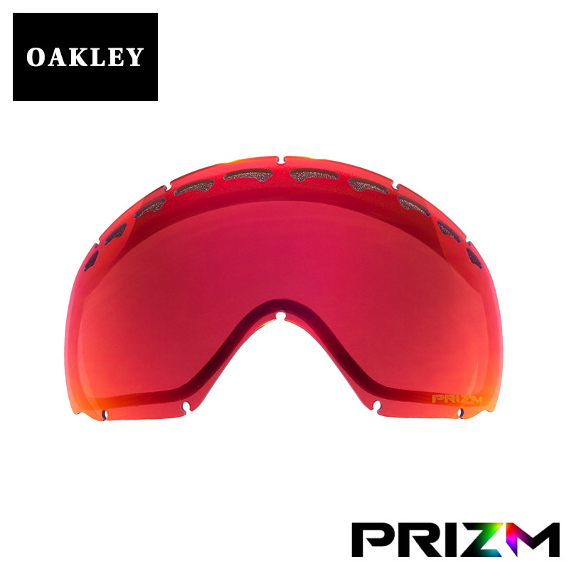 bfd937ccac4 2015-2016 new model Oakley goggles replacement lens OAKLEY CROWBAR clover  PRIZM TORCH IRIDIUM Prism