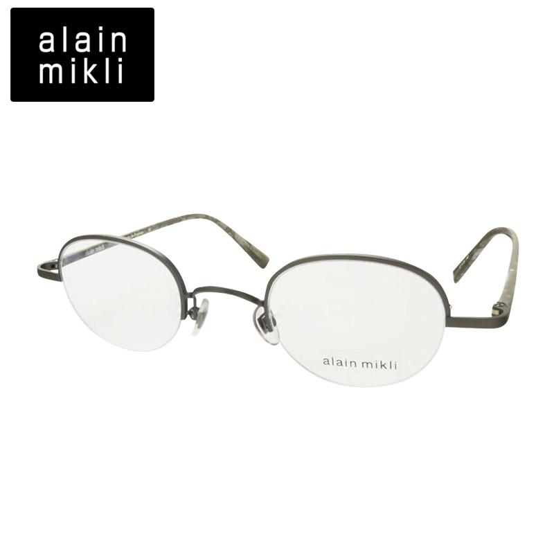アランミクリ メガネ ALAIN MIKLI a0876 a0876-03