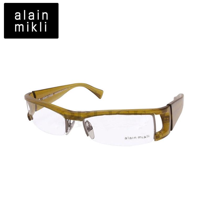 【最大1,000円OFFクーポン配布中】 アランミクリ メガネ ALAIN MIKLI al0931 al0931-0003